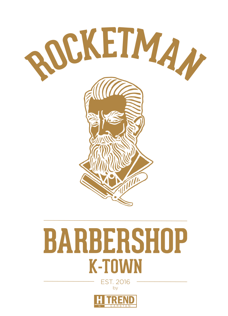 Rocketman - Barbershop K-Town by H-TREND